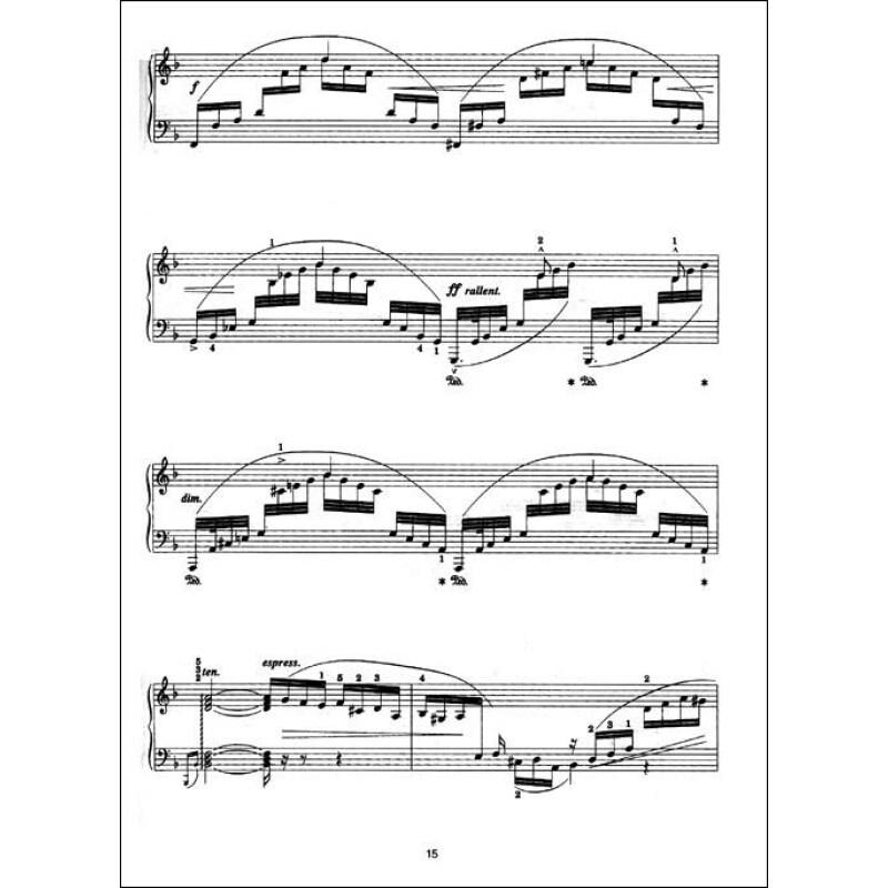 风笛舞曲完整的钢琴谱