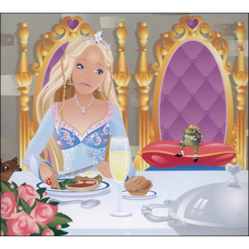 芭比公主童话故事 神秘王国公主