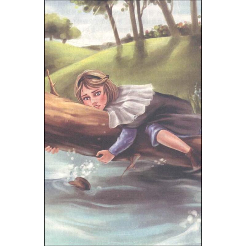 著名家导读本 绿山墙的安妮 全彩青少版