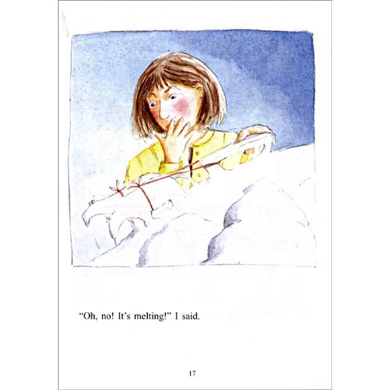 《新东方:泡泡剑桥儿童英语故事阅读4(附mp3光盘1张)