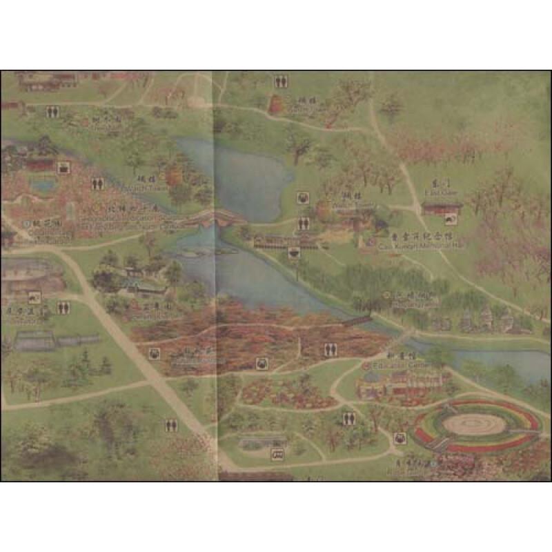 旅游/地图 国内游 北京植物园