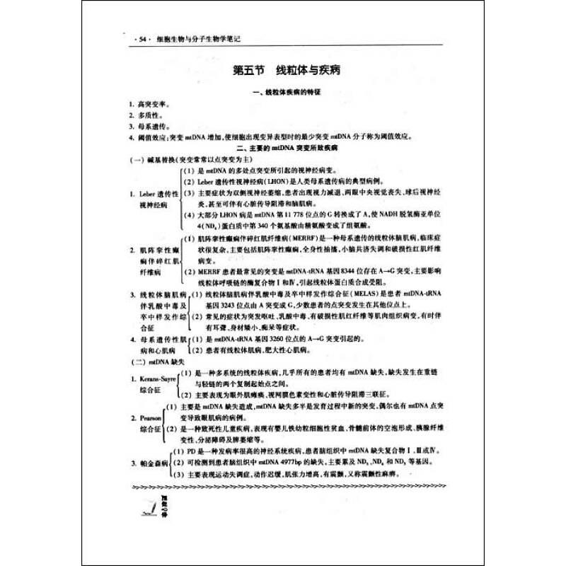 生物学笔记(第2版)
