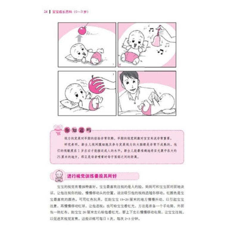 贝博士·冠军宝贝成长书系:宝宝成长百科(0~3岁)