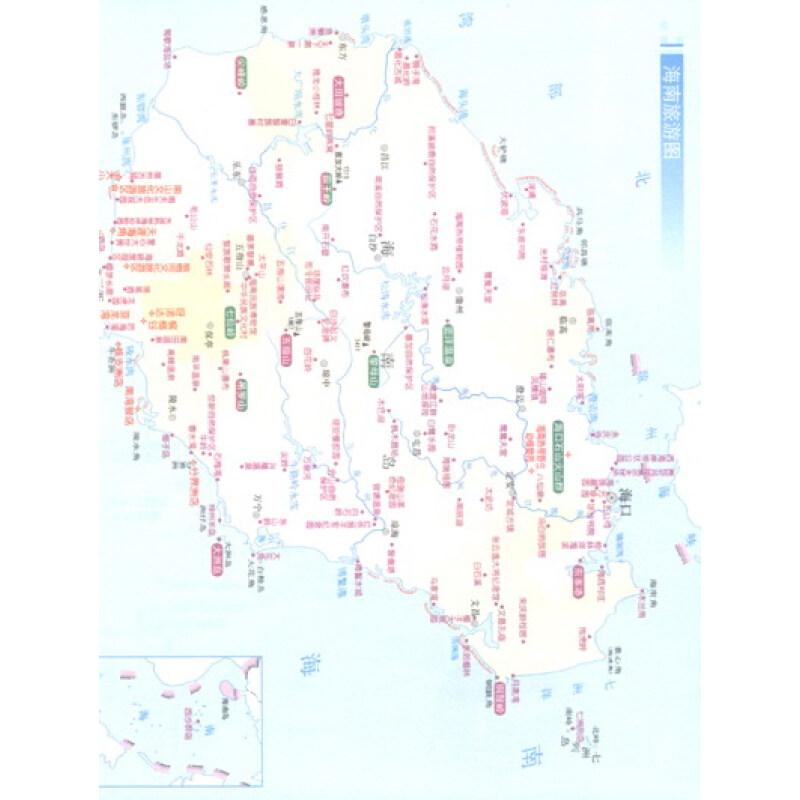 海南岛兴隆地图