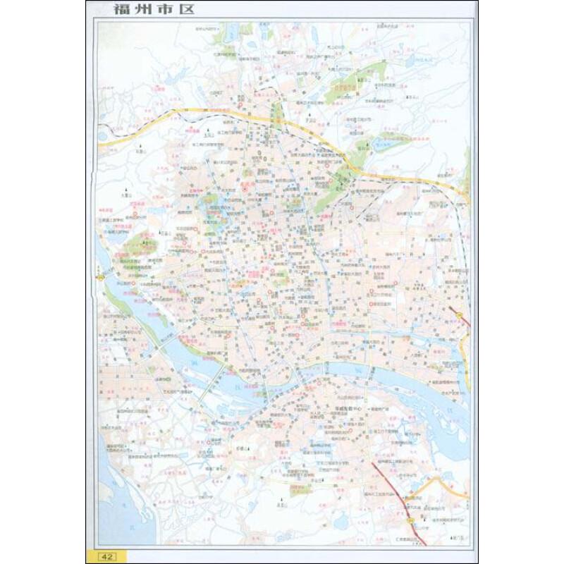 广东省及周边地区大比例尺公路地图