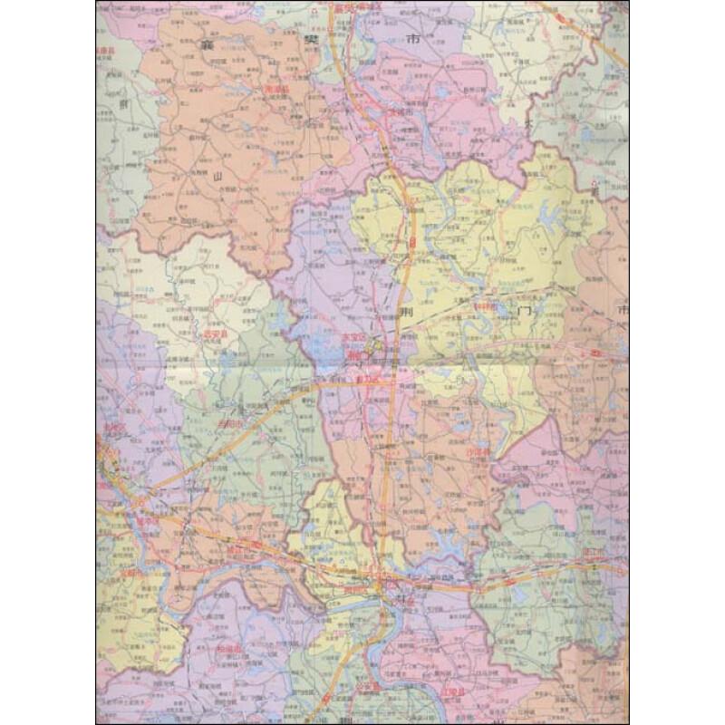 《湖北省地图册(星球·新版)》【摘要