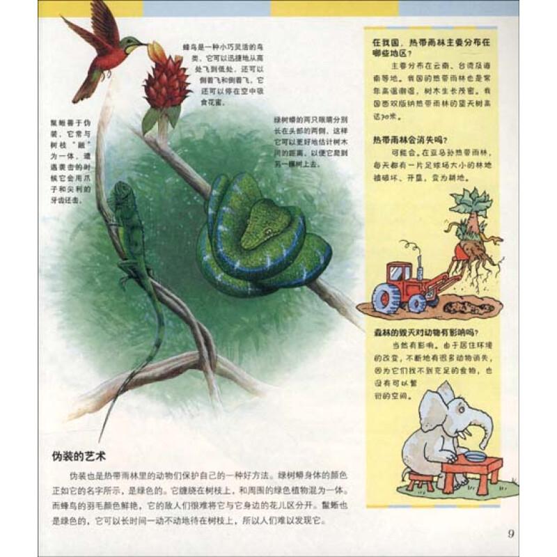 小学生画森林恐龙画分享展示