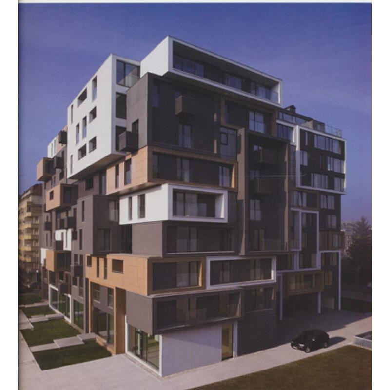 公寓和别墅手绘