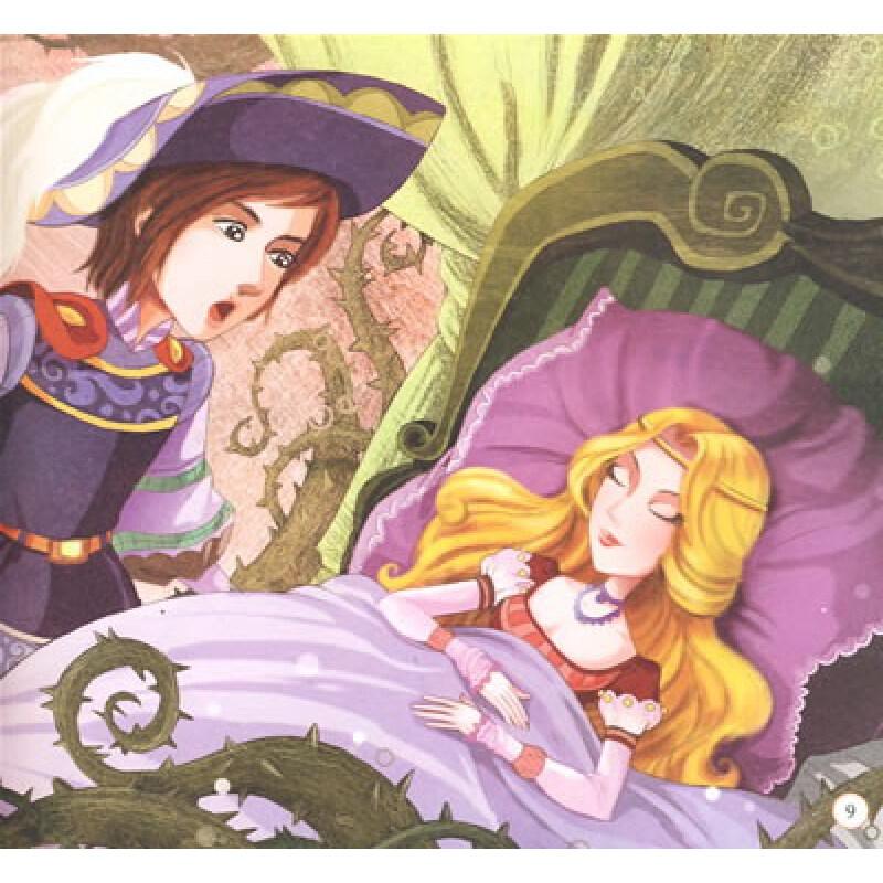 儿童画画格林童话灰姑娘简笔画分享展示
