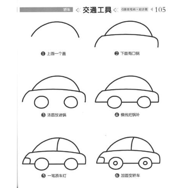 小画家美术图库:q版简笔画·起步篇