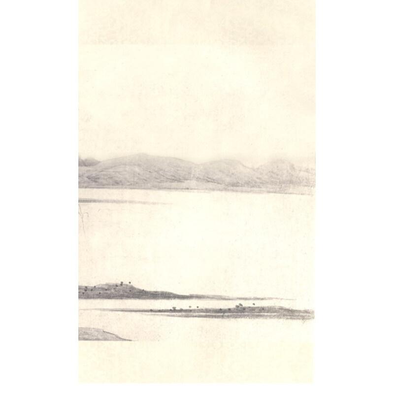 中国古代名家绘画 千岩万壑图