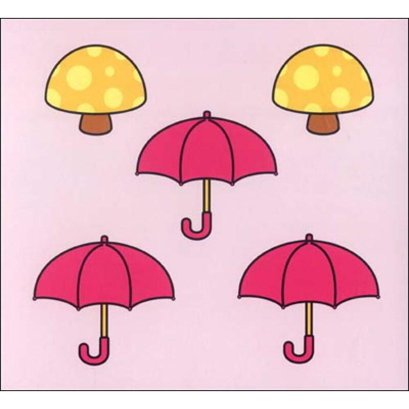 动漫 卡通 漫画 伞 头像 雨伞 800_800