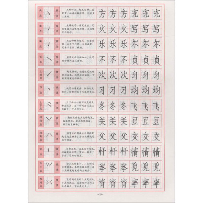 0折) 《常用5500字钢笔楷书字帖》是名家书法教程系列丛书上之一.图片