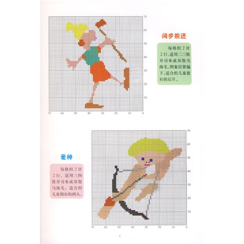 《乖宝宝毛衣编织图案》【摘要