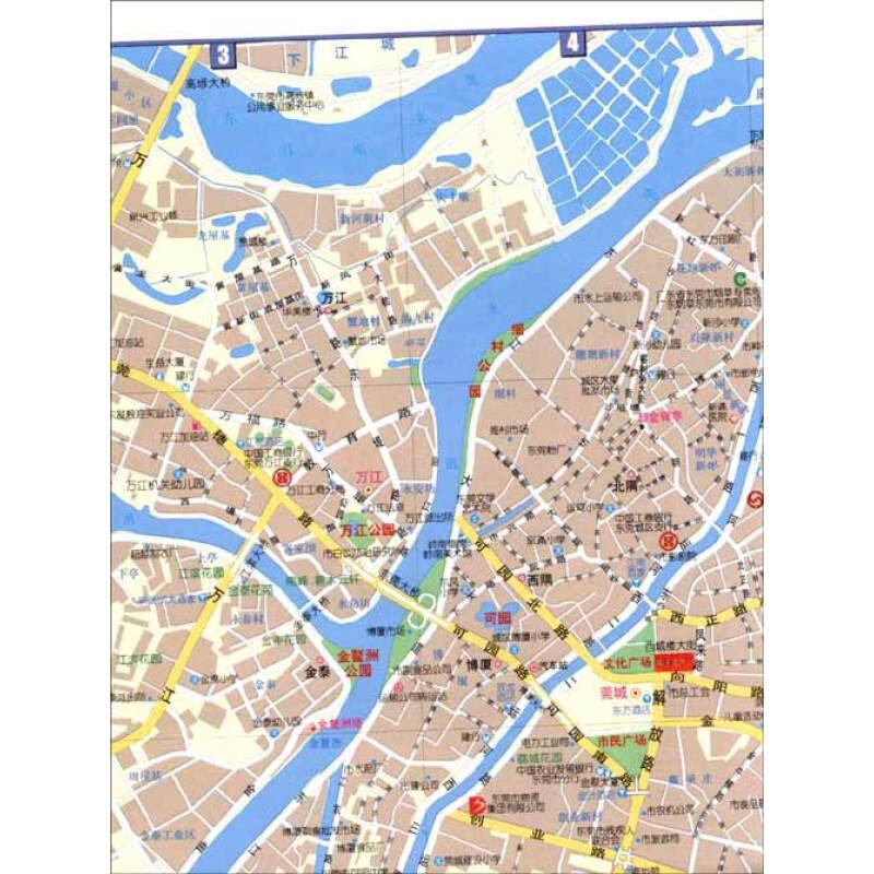 东莞指南地图