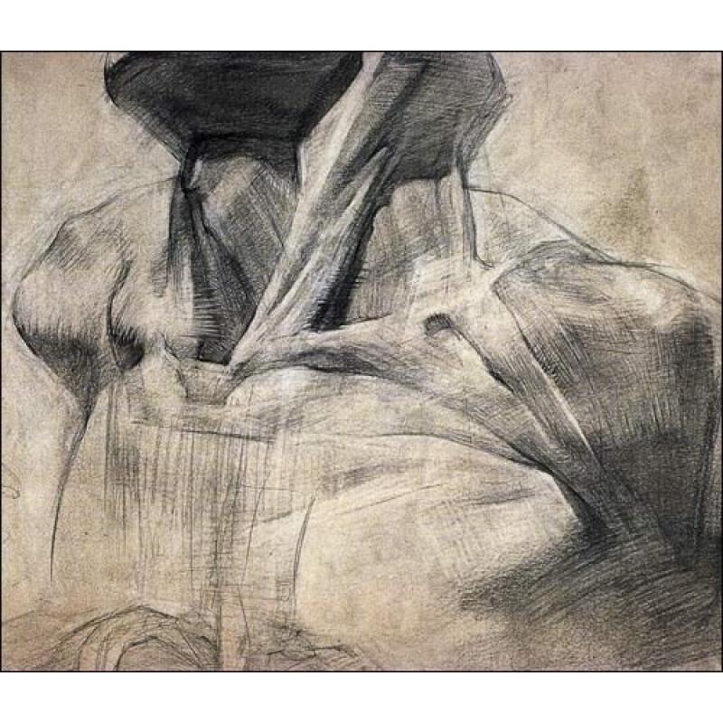 俄罗斯列宾美术学院绘画基础教学丛书:结构素描图片