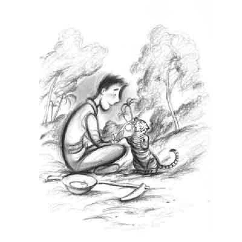 《中国儿童文学走向世界:野猪王》(沈石溪)【摘要