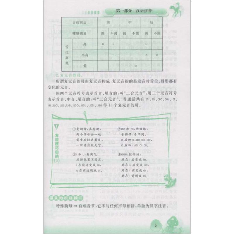 一册在手知识全有:小学语文基础知识手册(第8次修订)