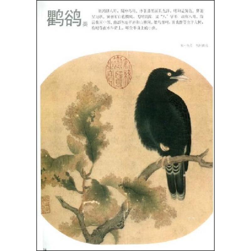 (京东商城) 中国画历代名家:工笔翎毛图典(小鸟册)报价图片