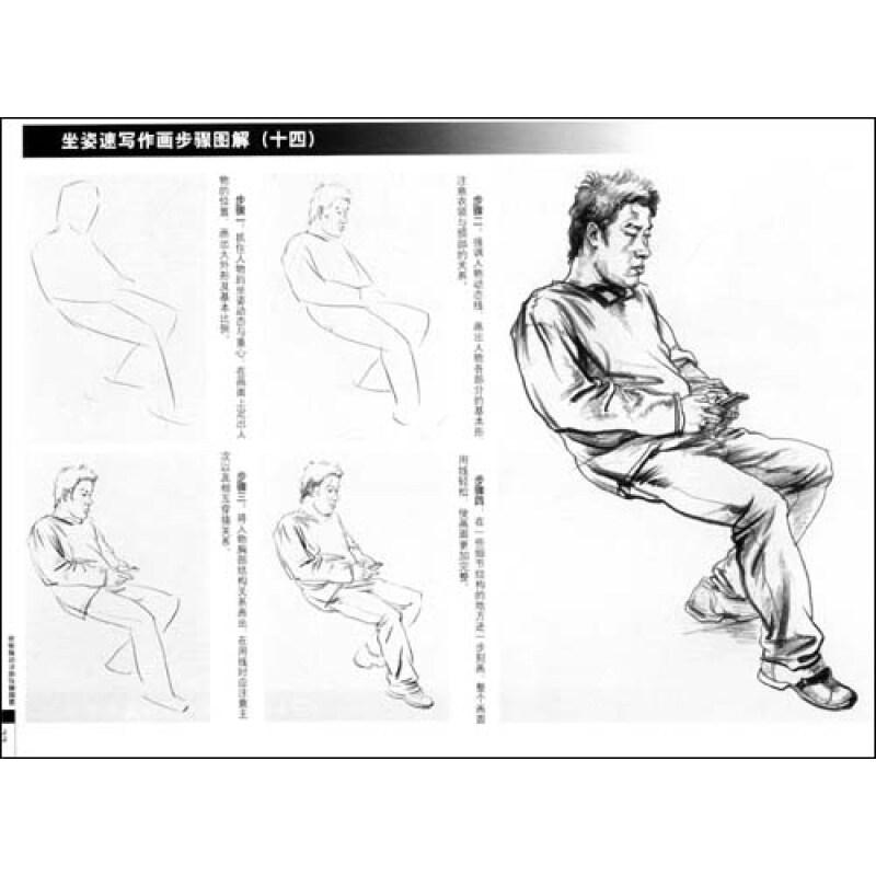 绘画学习第1起跑线 基础素描 人物与风景教程