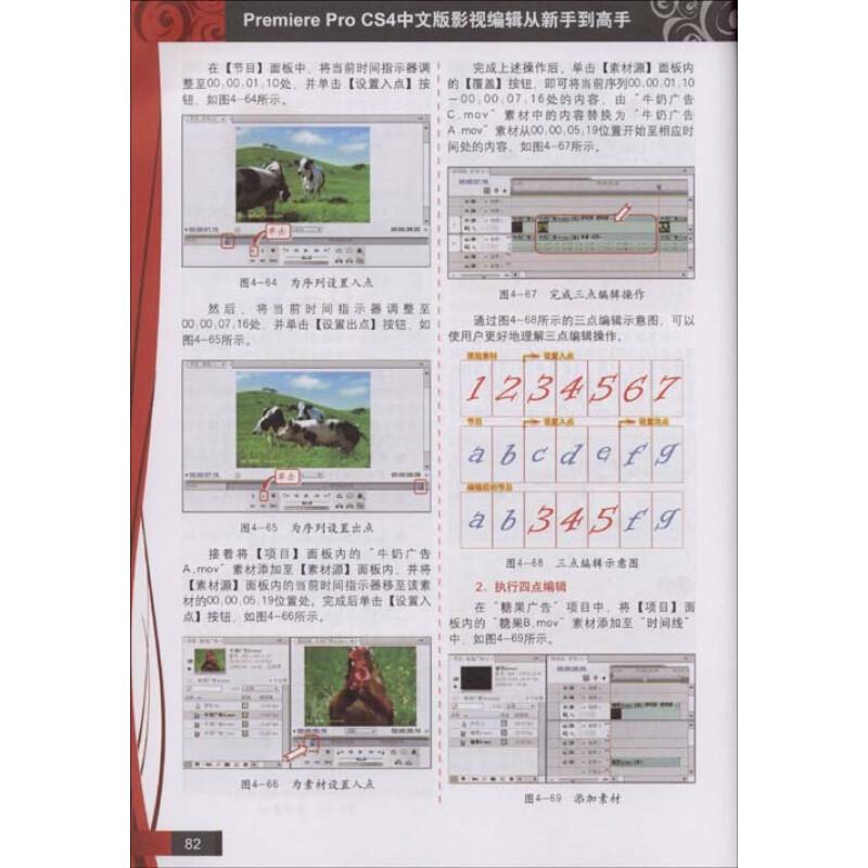 premiere cs4相册模板