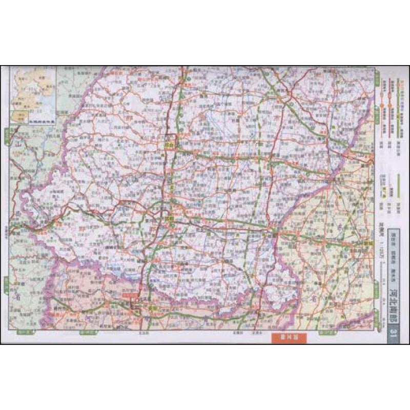 中国公路交通全图_中国公路交通地图全图