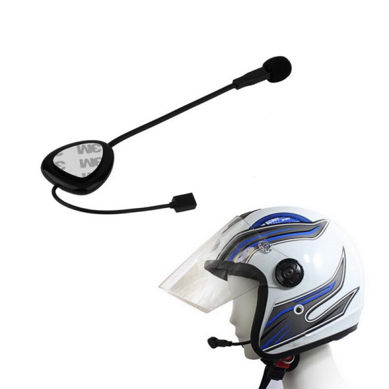 bluetooth motorbike motorcycle bike helmet 100m intercom headset headphone earphones. Black Bedroom Furniture Sets. Home Design Ideas