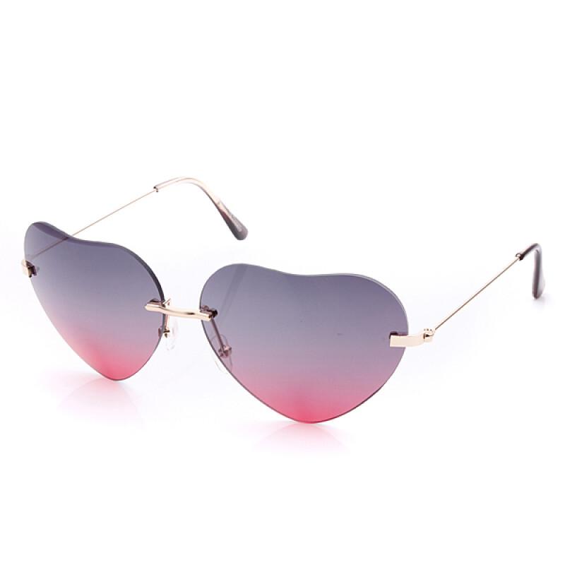 Очки солнцезащитные с цветными стеклами