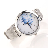 VKTECH  Hot Selling Luxury Stainless Steel Wristwatch Dress Electronics Watches
