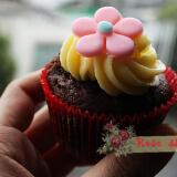 VKTECH  4Pcs Rose Flower Fondant Cookies Sugar Paste Cutters Decorating Plunger Tools