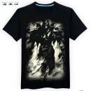 LOL图案T恤
