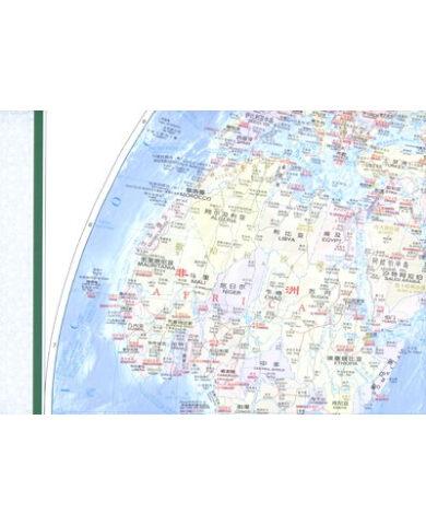 世界地图(中英文版)价格(怎么样)