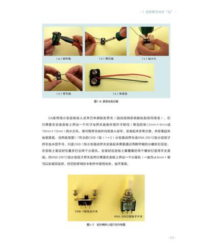 36个创意电子小制作:点亮生活/张晓东-图书杂志-工业