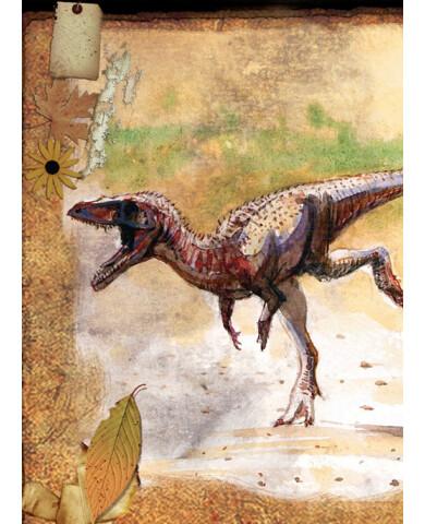 正版包邮恐龙纪元:史前巨兽争霸/江泓著特价-图