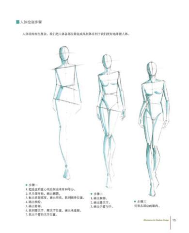 《手绘时装画马克笔技法》(陈石英)【摘要