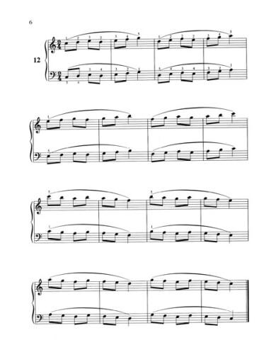 《儿童钢琴手指练习(修订本)》(李斐岚)【摘要