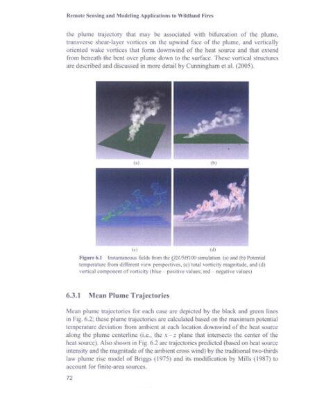 遥感及模式在森林火灾中的应用