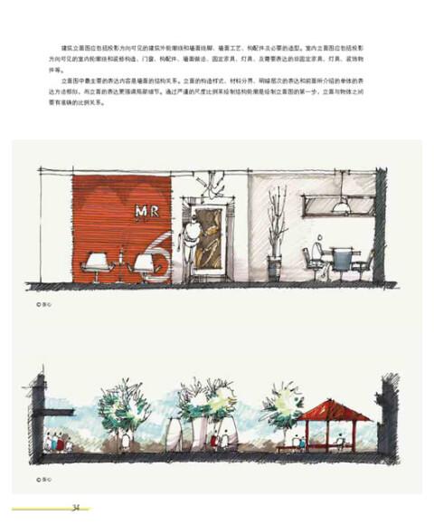 从基础到风格:室内外手绘教程