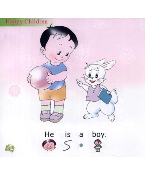 《幼儿英语阅读画册2a(1-5册)》