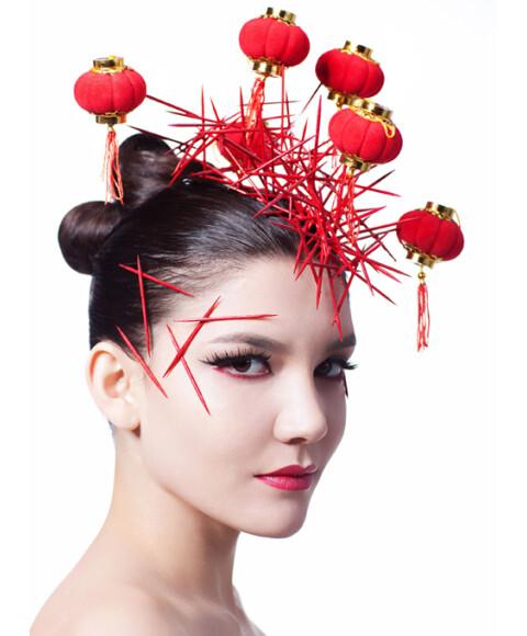 创意彩妆造型宝典图片
