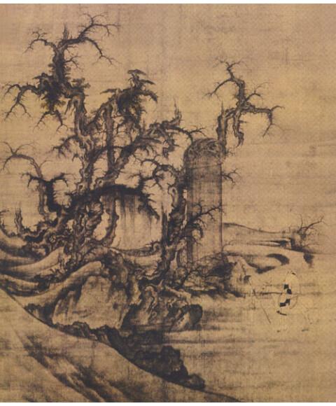 故宫画谱:点景人物(山水卷)