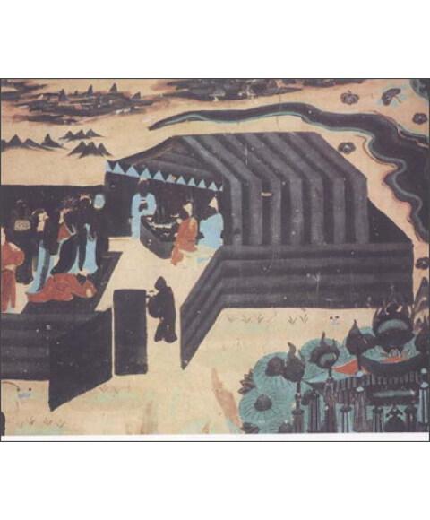 中国敦煌壁画·盛唐