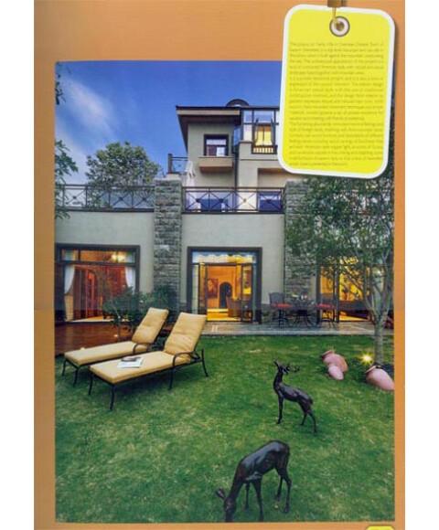 型别墅 南国明珠复式住宅图片