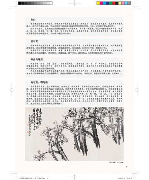 中国写意画超细致讲解·梅兰竹菊篇图片
