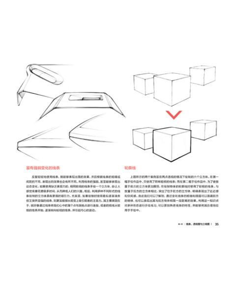 《国际产品手绘教程:18天掌握基础技法》【摘要