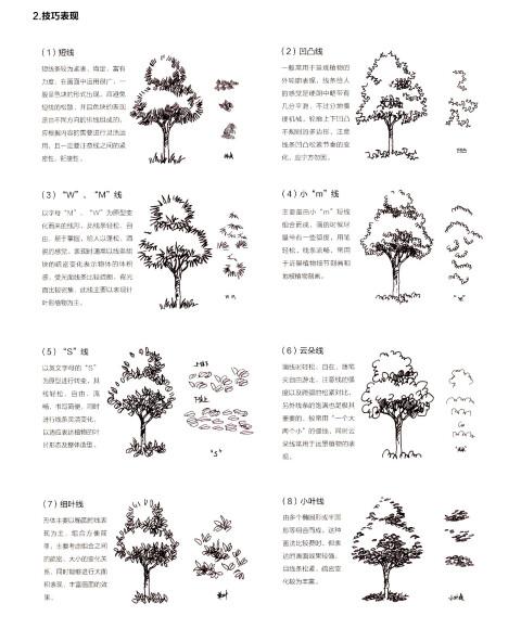 《最手绘:园林景观马克笔手绘步骤详解》(施并塑)