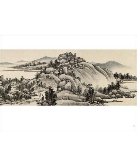 名画再现:明代山水画长卷图片