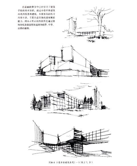 零基础轻松学手绘系列丛书:建筑