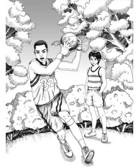 志男孩系列:篮球少年》