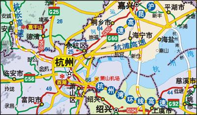 邯郸到太原地图